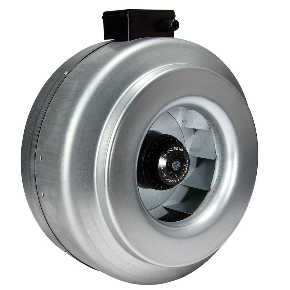 ADEN centrifugal inline duct fan