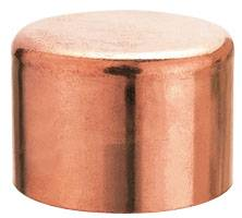 J9003 Copper fitting tube cap End cap End feed