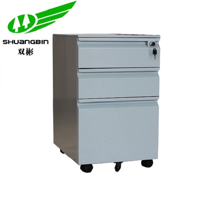 Hot sale high quality durable 3 drawer filing cabinet