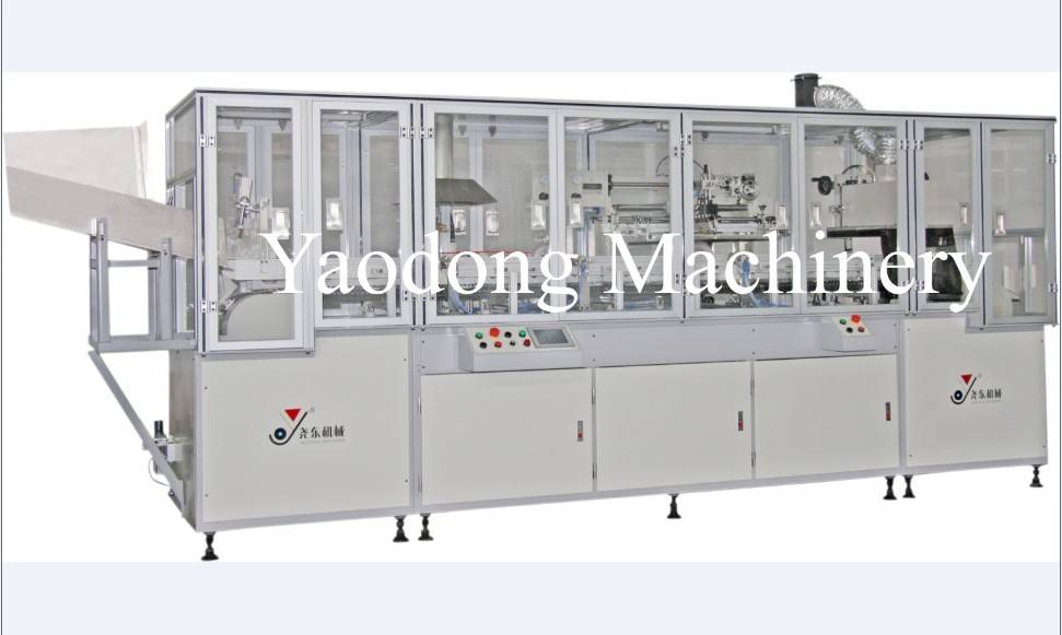 YD-SPA101 Automatic Screen Printing Machine