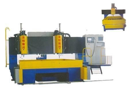 CNC Drilling Machine For Tube Sheet/Flange