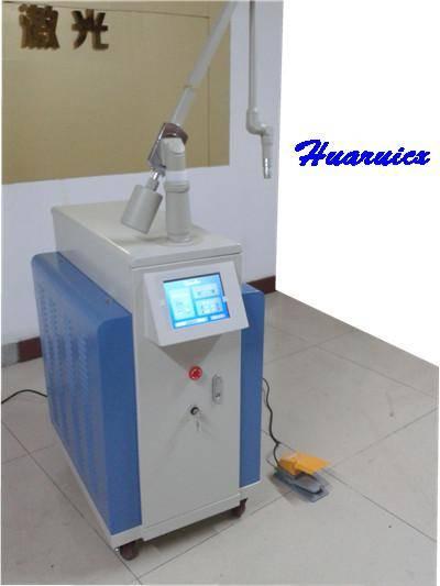 High energyQ-Switch Nd: YAG Laser Beauty Machine Q09