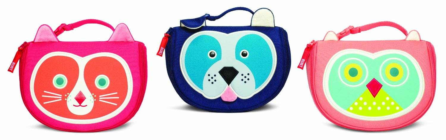BUILT Big Apple Buddies Insulated Lunch Sack