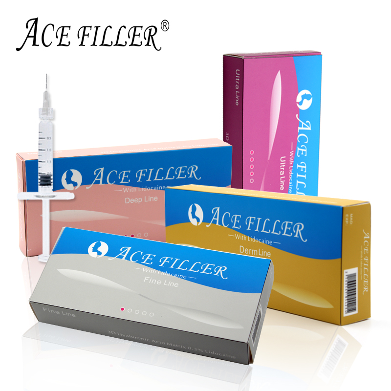 Hot sale with best price and quality Sodium hyaluronic acid gel filler from China