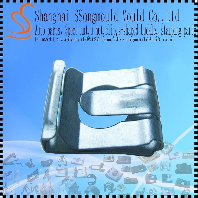 Ssongmould Stainless SteelMetalspring Clip OEM