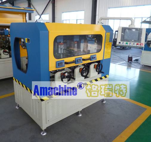 Two-axis CNC Rolling Machine for alunimum profile