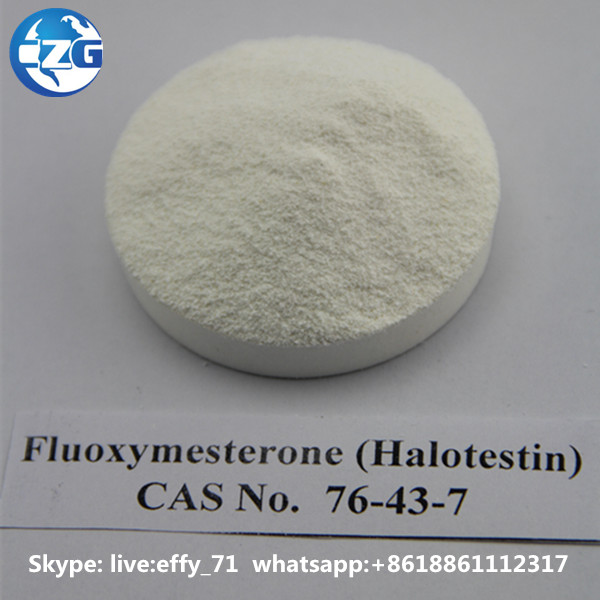Muscle Building Steroid Hormone Powder Fluoxymesteron Halotestin