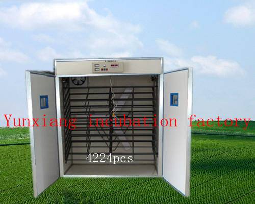 4224pcs cheap egg incubator for hatching eggs