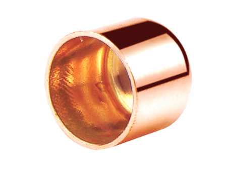 Copper Cap (copper fitting, copper connector)