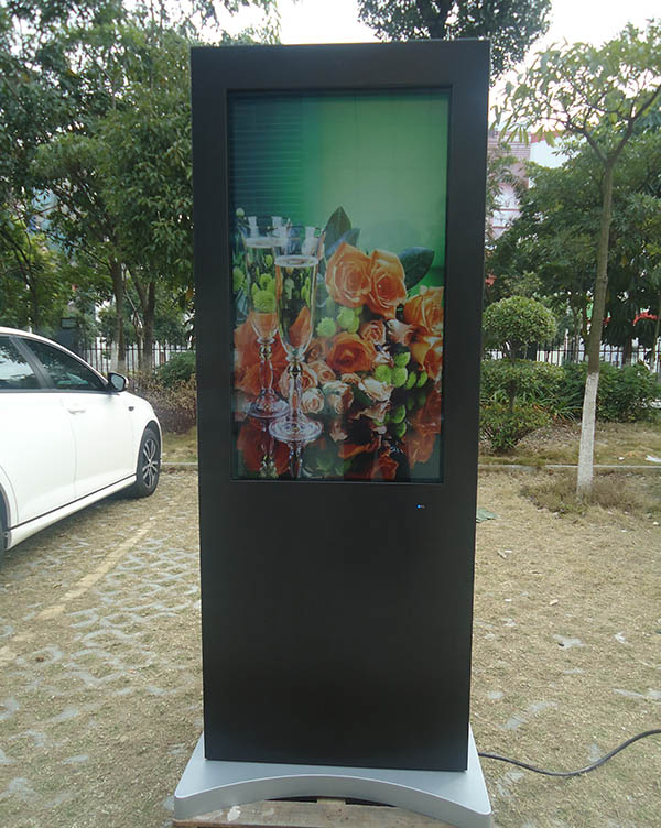All Weather LCD Outdoor High-brightness LCD Displays Digital Signage Outdoor LCD Player