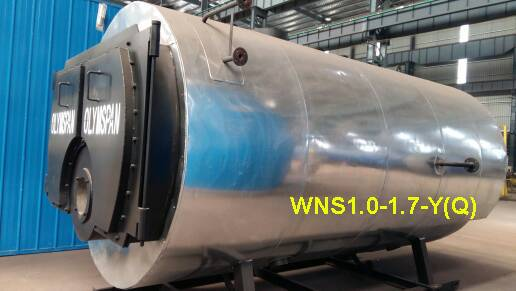 WNS1.0-0.7-Y(Q) Horizontal Oil(Gas)-Fuel Steam Boiler