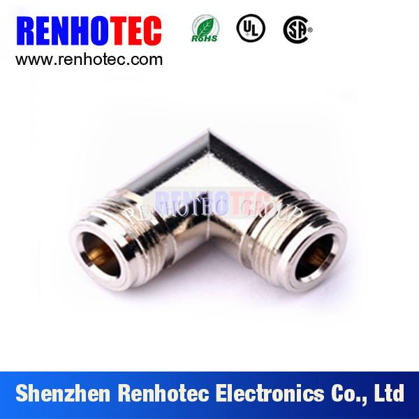 N Connector For 1/2' RF Cable