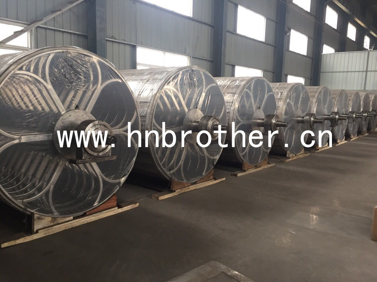 Stainless Steel Cylinder Mould For Paper-making Machine