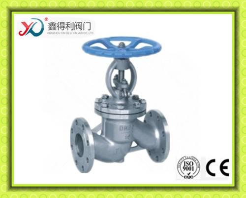 ASTM JIS Flanged Globe valve