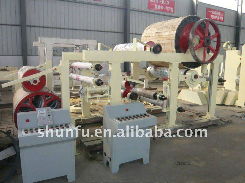 787Mm Type Small Toilet Paper Making Machine