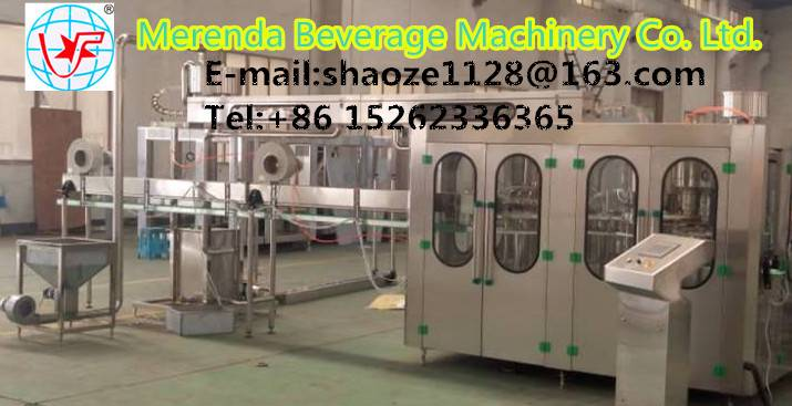 The filling machine, water production line, factory direct sale