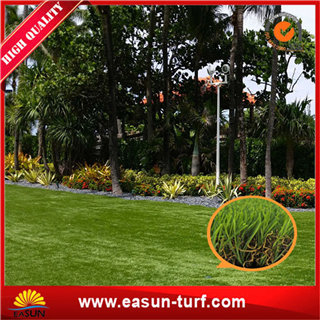 Wholesale in China garden decoration landscape artificial turf grass and landscape synthetic grass-M