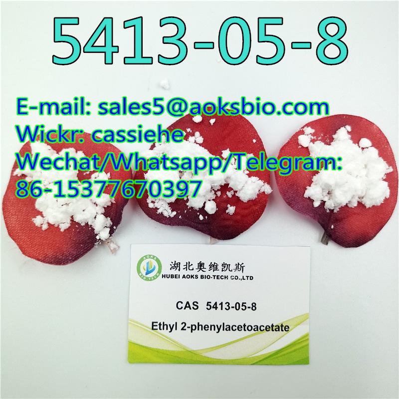 New BMK CAS 5413-05-8 BMK Pmk CAS 16648-44-5/13605-48-6 with lowest Best Price