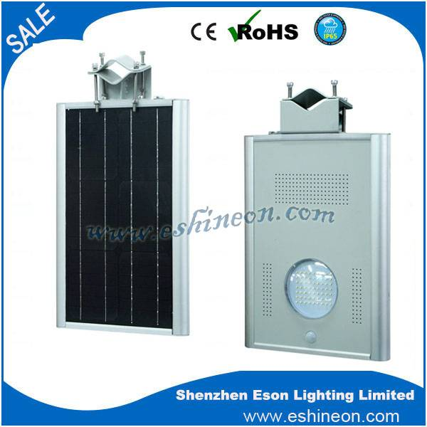 Outdoor Integrated Solar Led Garden Lights-ES-208