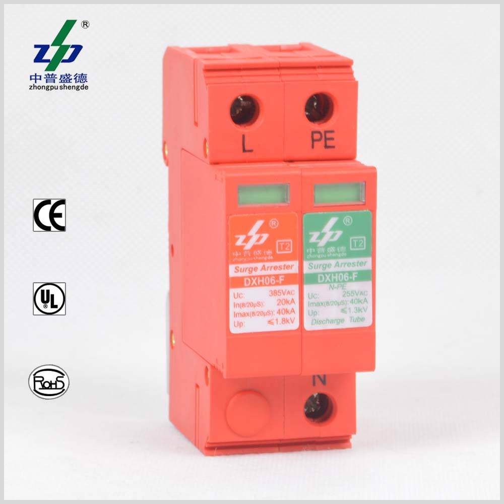 Protection Device AC 220V 2P N-PE Single Phase