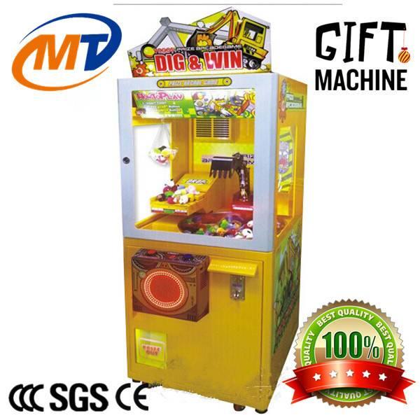 Dig & Win Prize Vending Machine