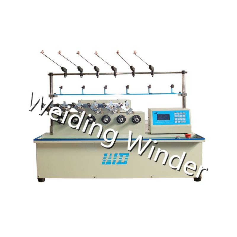 6spindle winding machine
