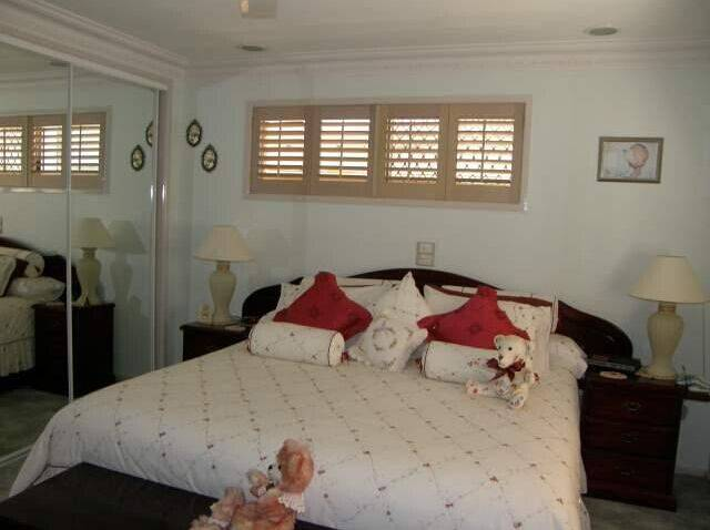 Basswood Material and Shutters Type Plantation Timber Shutters