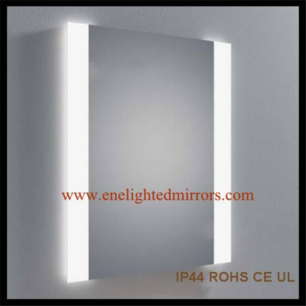 Mirror with lights produced by ENE LIGHTED MIRRORS from China accepted custom oem odm