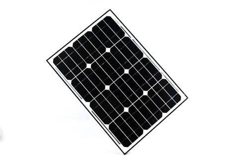 18V monocrystalline solar panel 40W