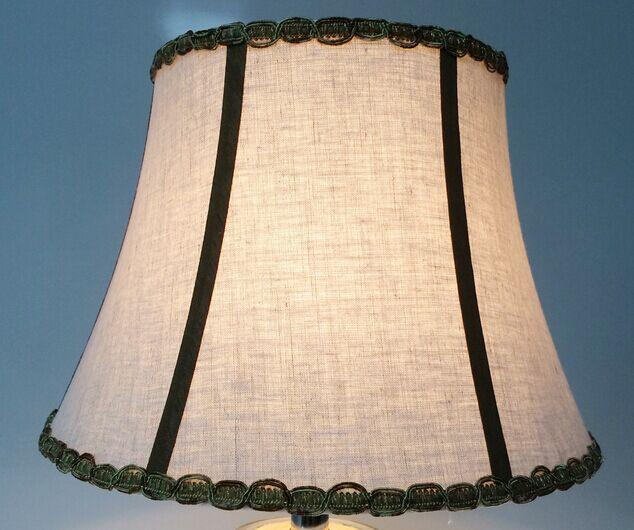 funcy trim lampshade