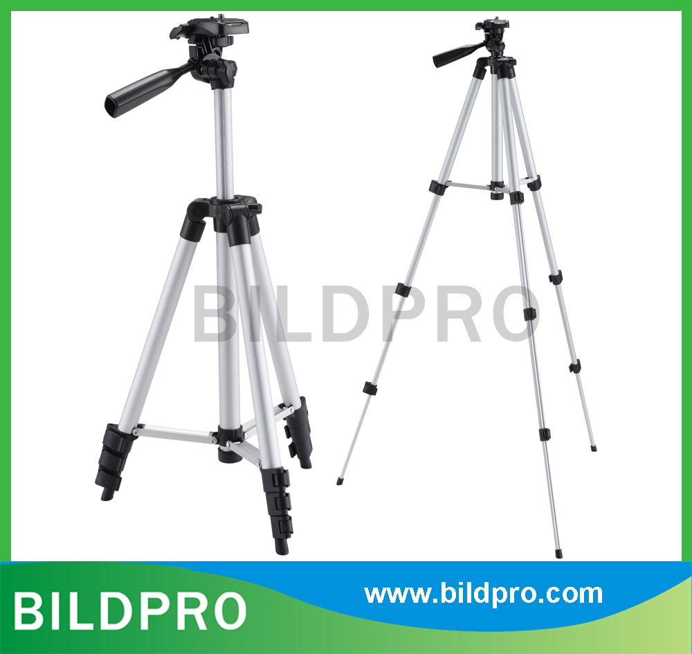 Digital Camera Tripod Photo Stand Aluminum Tourism Mobile Phone Tripod