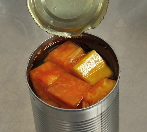 CANNED Papaya