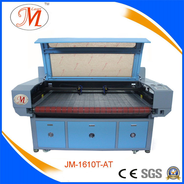 Save Time for Laser Cutting, Engraving Machine (JM-1610T-AT)
