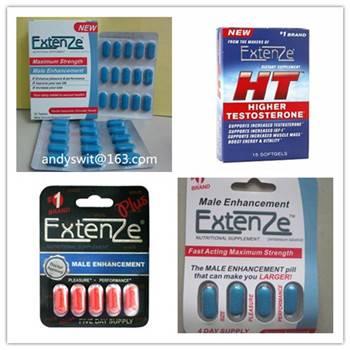 Maximum Strength Male Enhancement Extenze 30 Tablets Sex Pills
