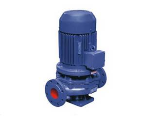 ISG series single-stage single-suction vertical pipeline centrifugal pump