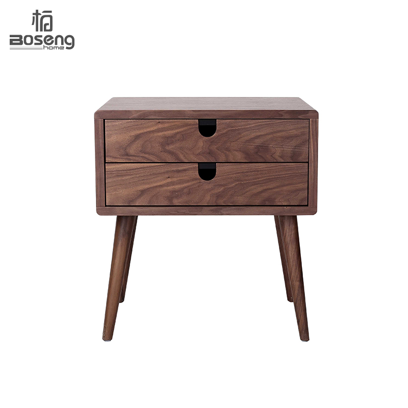 side table 2 drawers