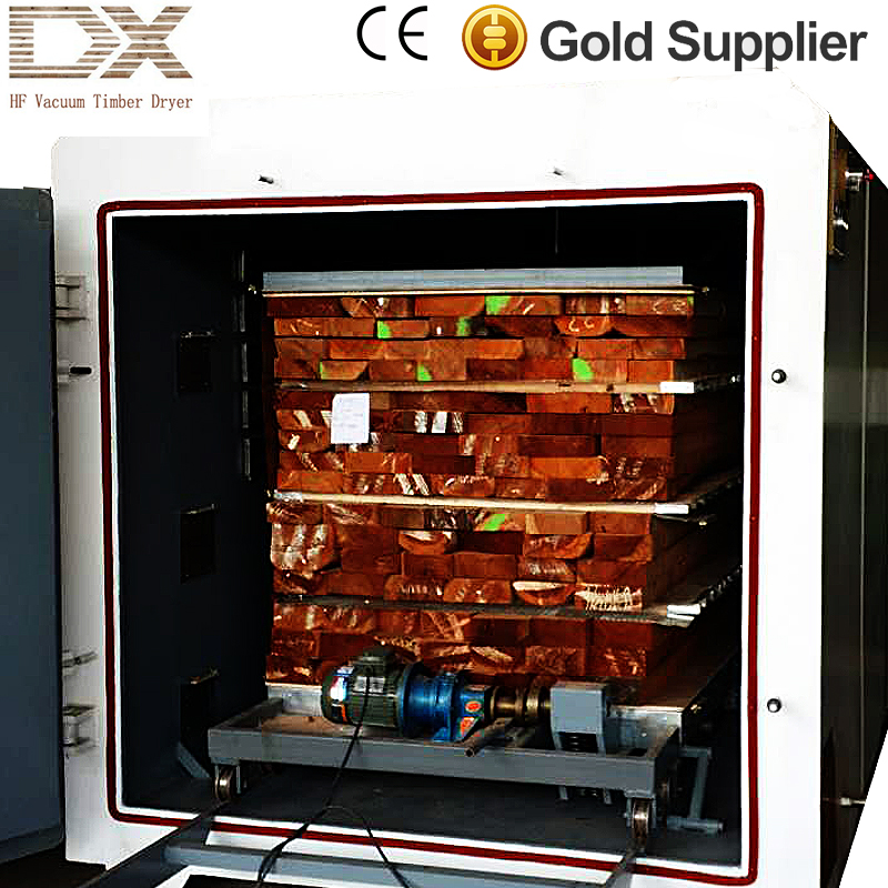 high frequency vacuum wood dryer machine