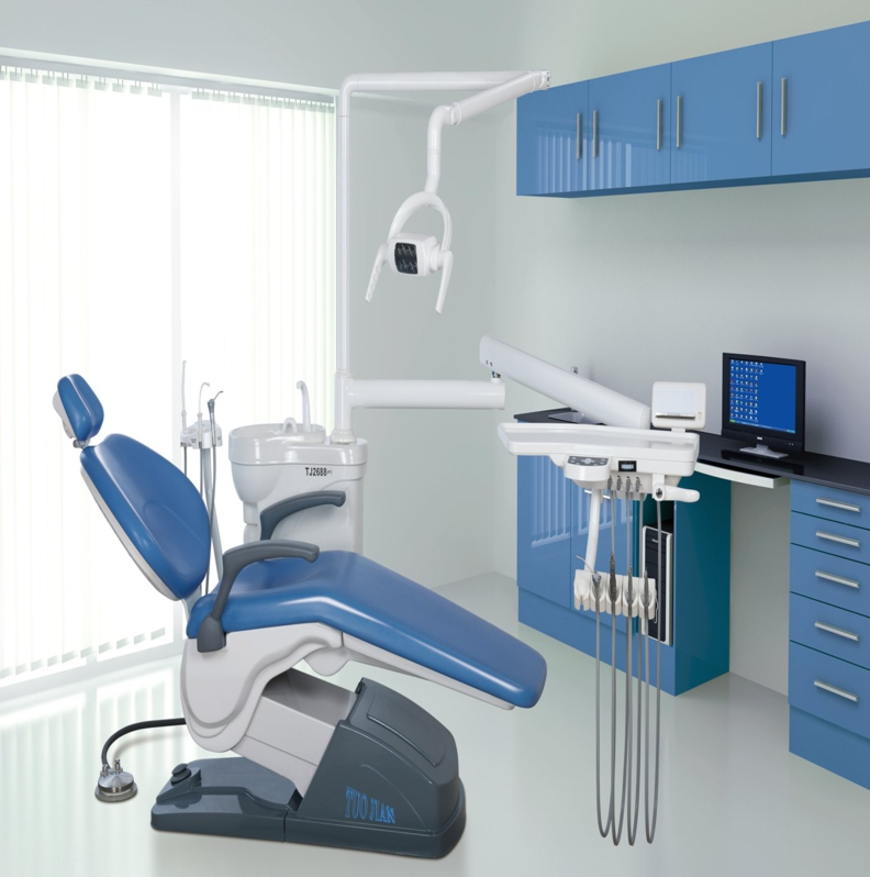 Economic Type Dental Chair with CE Approval