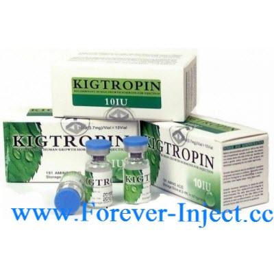Kigtropin   Human growth hormone