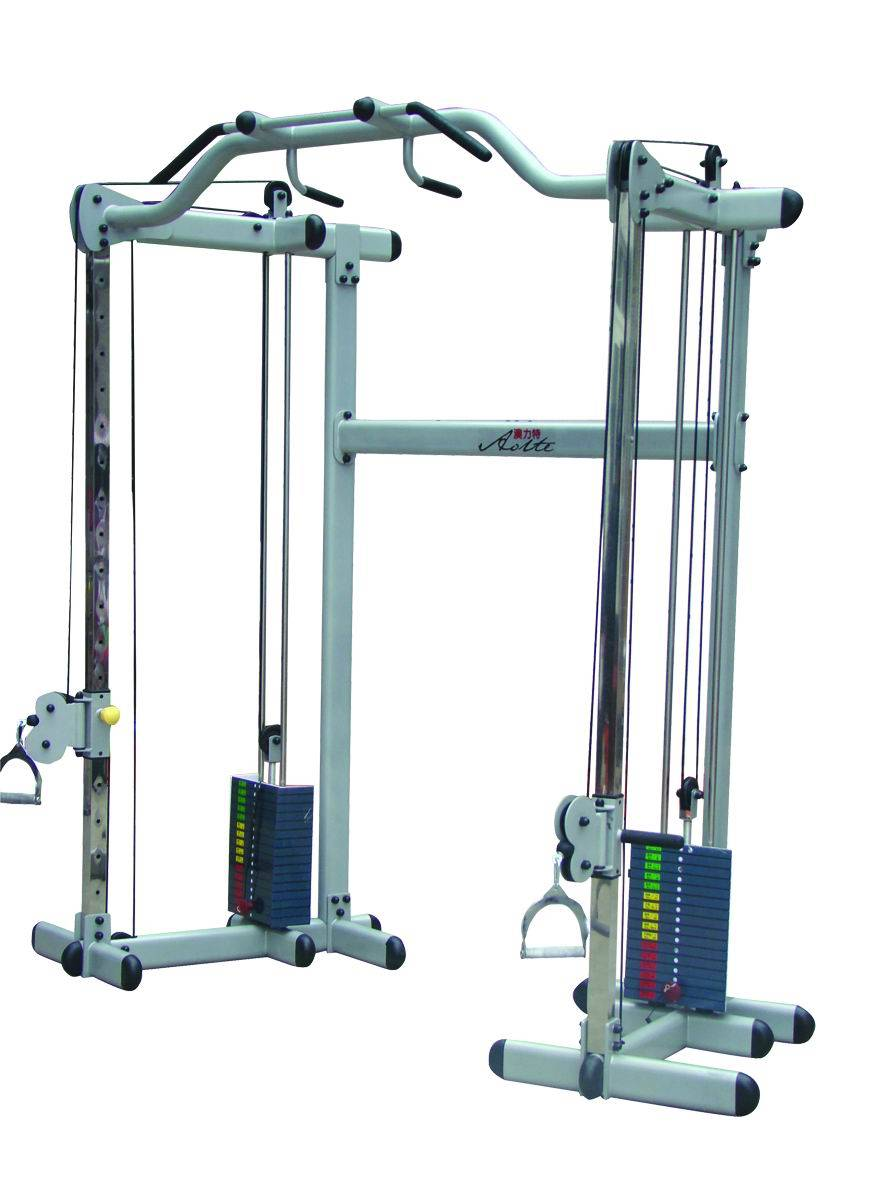 2012 hot sale cable crossover fitness machine
