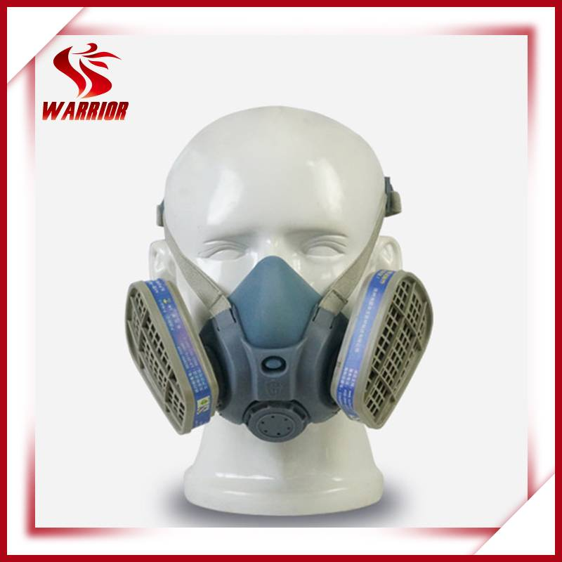 Half Face Gas Mask Respirator Mask