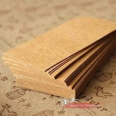 Kraft paper company low price supply kraft paper