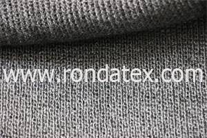 China Fe Cr Al knit fabric for infrared metal fiber gas burner