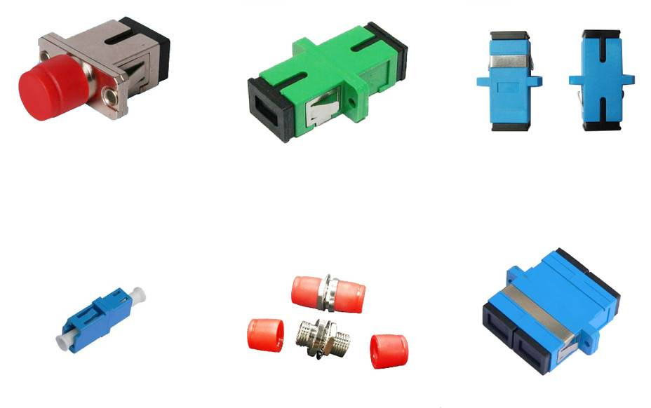 Fiber Optic Adapter (SC/FC/LC, APC/UPC)