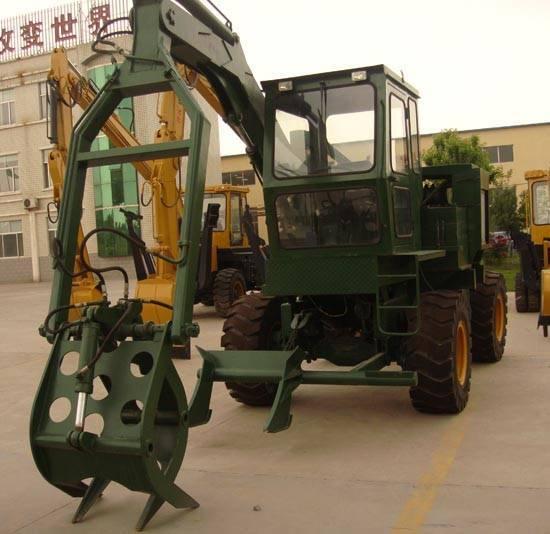 BH7600 hydraulic Sugarcane loader