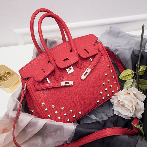 Leather Handbag PF6359