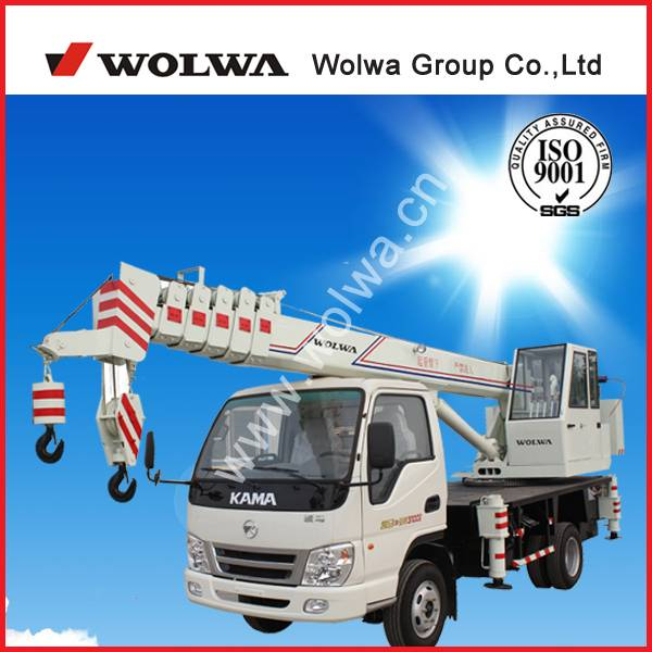 sell  6 tons truck mounted crane factory directly