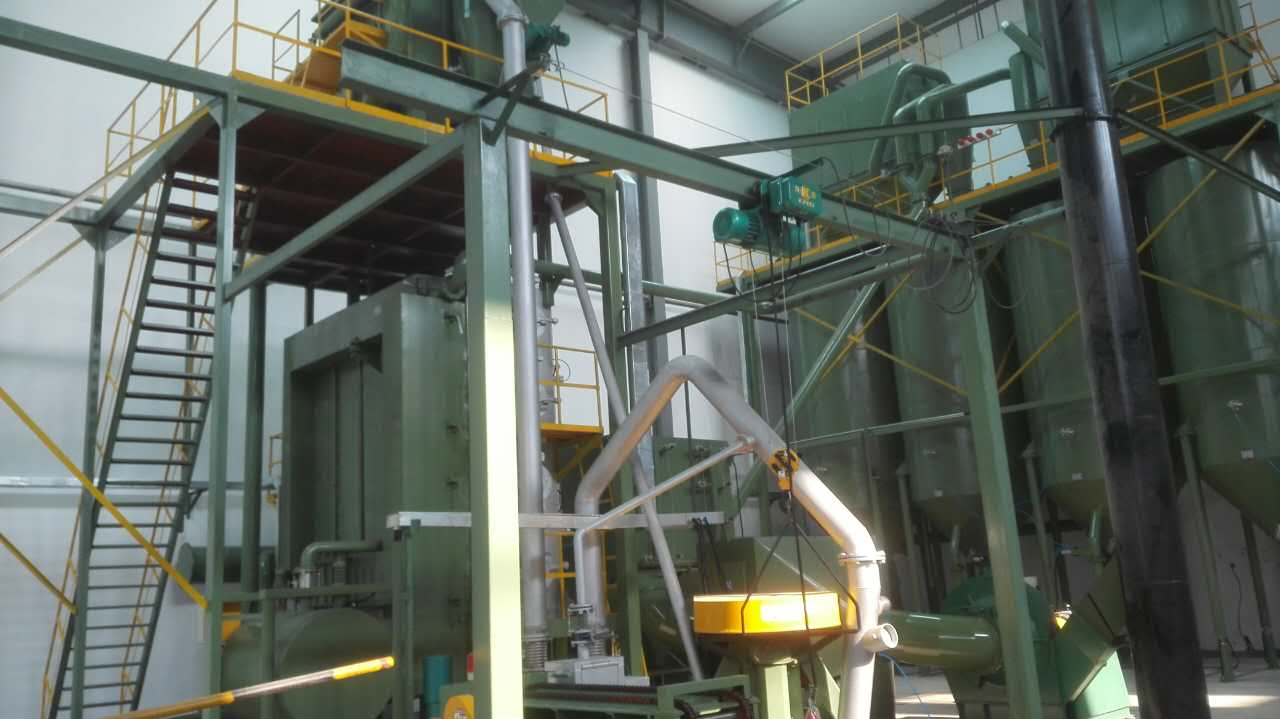 lead oxide manufacturing plant/lead oxide manufacturing machine/lead oxide plant