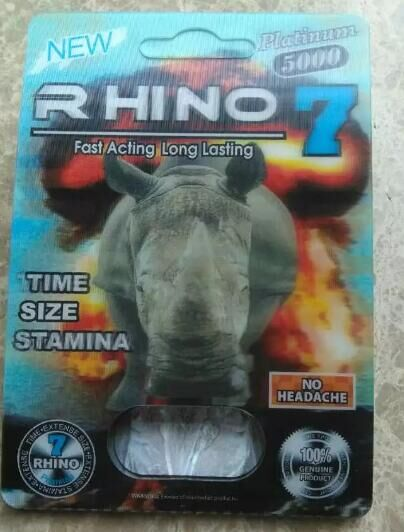 Rhion 7 / Sex Enhancer/ Top quality for male