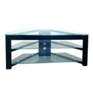 galaxy design glass tv stand